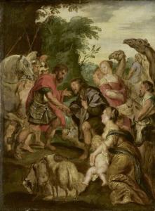 ヤコブとエサウの和解