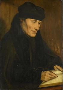 神学者デジデリウス・エラスムス