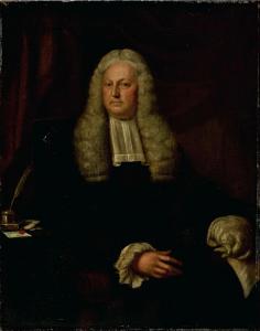 アムステルダム市長、ヘルマン・ヘンドリック・ヴァン・デ・ポールの肖像