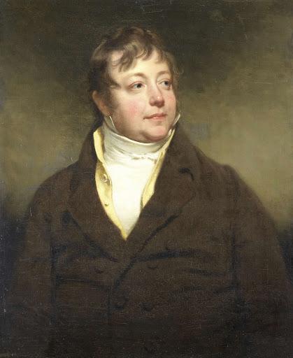 男性の肖像、おそらくJ.W.ビーネン