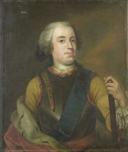ウィリアム4世の肖像、オラニエ家の王子