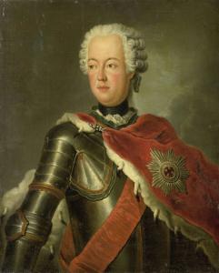 アウグスト・ウィルヘルムの肖像(1722-1758)