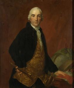 オランダ東インド会社総督、ウィレム・アーノルド・アルティングの肖像