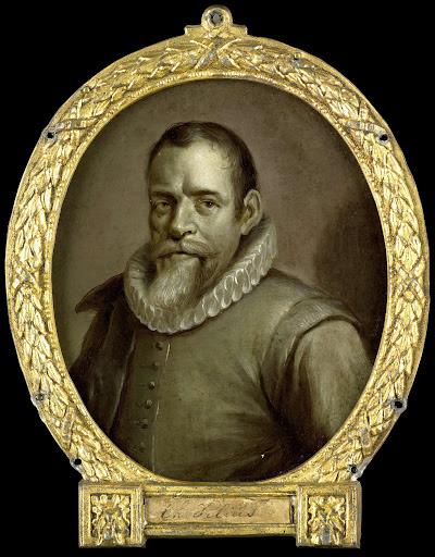 セオドラス・ヴェリウスの肖像画、ホーンクロニクルの作家