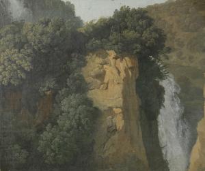イタリアの崖