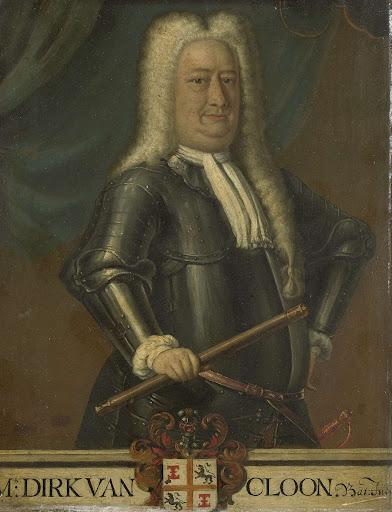 ディルク・ファン・デローンの肖像、オランダ領東インド総督