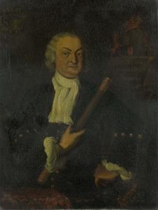 総督(1718-25)ヘンドリック・スワーデクローン(1667-1728)