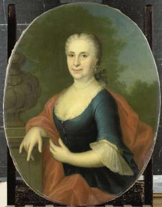 コーネリア・ファン・シュイレンバーグ(1703-84)、テオドリック・ファン・ブライスワイクの妻
