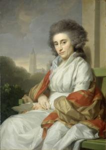 コーネリア・リケニウスの肖像画、ヨハネス・ラブリンク2世の妻