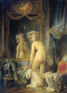 朝のトイレ