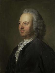 アントニー・ウォーリン(1712-64)アムステルダムの船