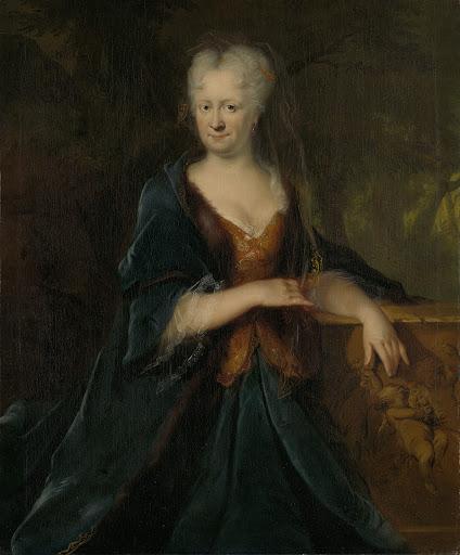 ルイーズ・クリスティーナ・トリップの肖像、ゲリット・シターマンの妻