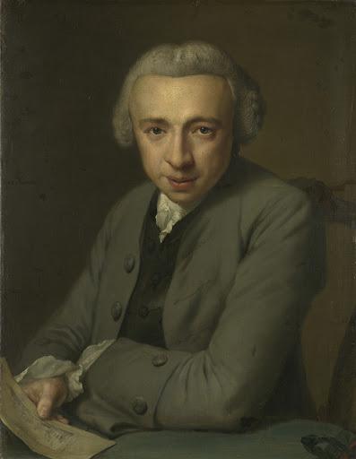 金匠、アートコレクター、ルイス・メタヤー・ペタヘルツの肖像