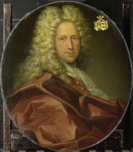 バルジェリー家の男の肖像