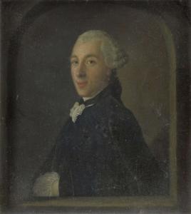 マルケットの男爵、ビール醸造者、何度かアムステルダム市長になったヨアヒム・レンドルプの肖像
