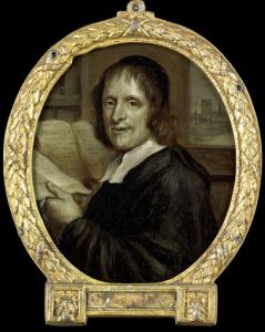 ドルトレヒトの詩人、演出家、マチス・バーレン・ジャンス(1611-91)