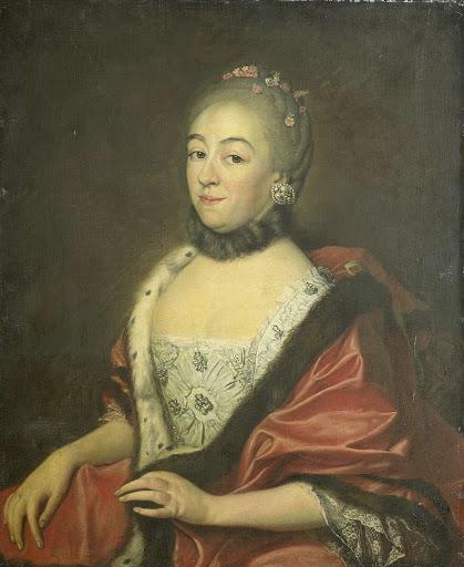 ジョージ・ルートヴィッヒ・マテスの妻、サンドリーナ・ヴァン・デン・ブロッケ