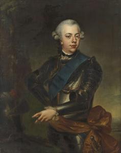オラニエナッサウ家の王子、ウィレム5世(1748-1806)