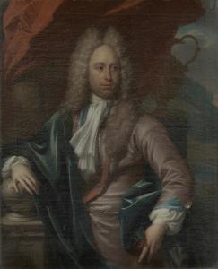 ミデルブルグの執達史、カスパー・アドリアーン・パルデュンの肖像