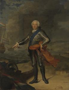 オラニエナッサウの王子、ウィレム4世(1711-1751)