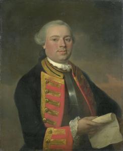 前提督、アーノルド・ツォウトマン(1724-93)
