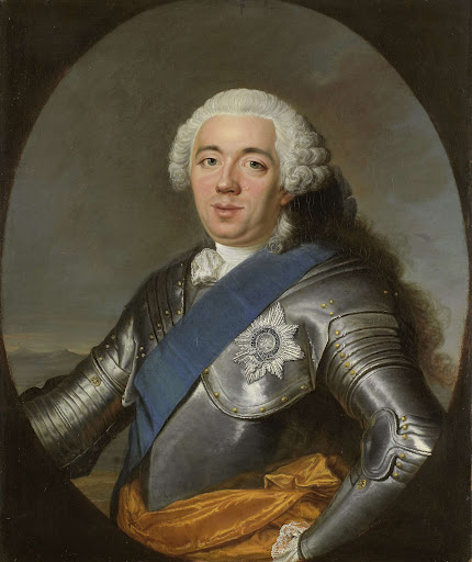 ウィレム4世(1711-1751)、オランダナッソーの王子