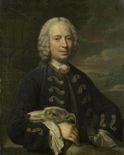 コンラッド・ファン・ヒムスカークの肖像画、神聖ローマ帝国の伯爵、アフトシェンホーフェンとデン・ボスの貴族