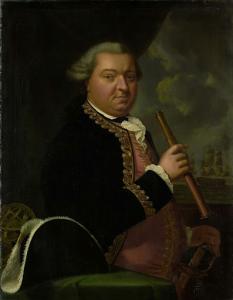 ウィレム・クルル(1721-81)、海軍少将