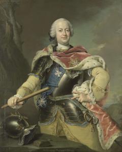 フリードリッヒ・クリスチャン(1722-63)、ザクセン州選挙人、ポーランド王