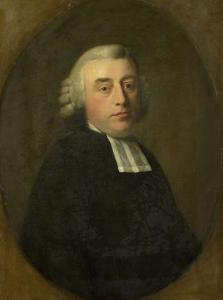アントニウス・カイパーの肖像画、アムステルダムの聖職者