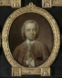 アムステルダムの医師、翻訳家、ニコラース・ウィレム・オプ・デン・ホーフの肖像