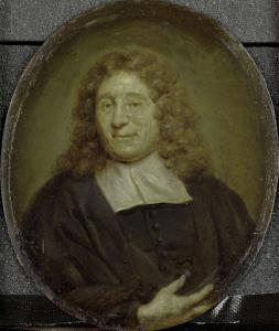 アムステルダムの牧師、学者、ペトルス・シャーク(1633-1708)