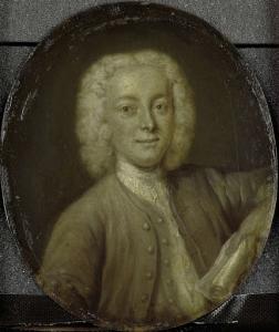 アムステルダムの商人、詩人、ルーカス・パターの肖像