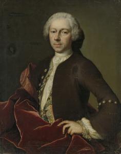 ゴーズの市長、評議員、ピーター・パーカーの肖像