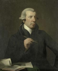 製図者、彫刻家、ライニエール・フィンケルズ(1741-1816)
