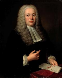アムステルダムの市会議員、ウィレム・ソーティン(1703-43)