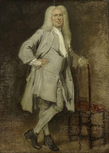 ヤン・レペルタクの肖像画、アムステルダムの木材商人、パドレ孤児院の評議員