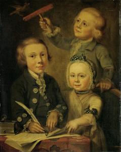 バーレンド・ゴードリアーンの子どもたちの肖像