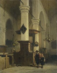 教会のインテリア