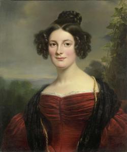 キャサリーナ・アネッテ・フレイザー(1815-92)