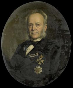 オランダ東インド諸島総督、ピーター・マイヤー(1812-81)