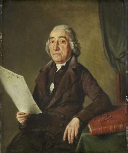 アムステルダムのアートコレクター、ヤコブ・デ・ヴォス(1735-1833)