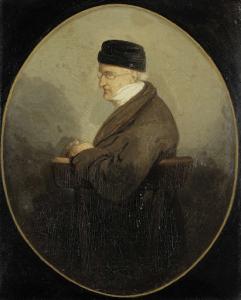 デビット・ピエール・ジョッティーノ・ハンバート・デ・スーパービル(1770-1849)画家と作家