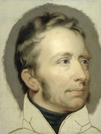 オランダの王、ウィレム1世(1772-1843)