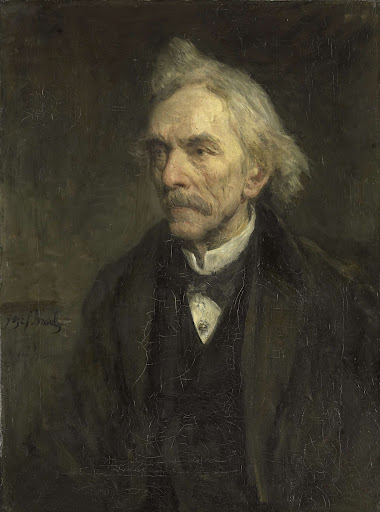 俳優、ルイス・ジャケス・ヴェルトマン(1817-1907)