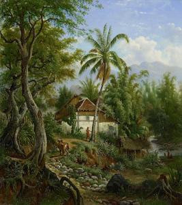 インドの風景
