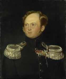 ロシア皇帝、アレクサンダー1世の肖像