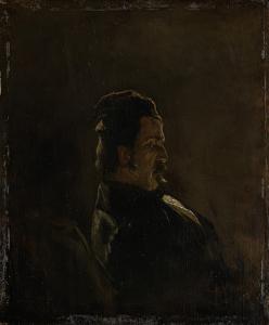 ピーター・フレデリック・ヴァン・オズの肖像画、画家