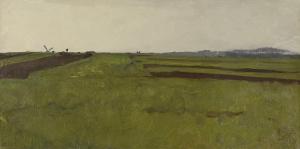 田畑の景色