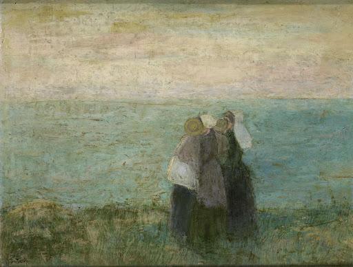 海にいる女たち